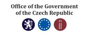 Logo of the Office of the Government of the Czech Republic