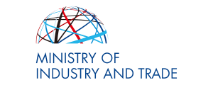 Logo of the Ministry of Industry and Trade of the Czech Republic